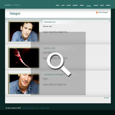 Jason Liebman - Actor websites by Mixform